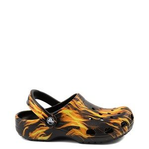 Flame crocs